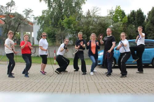 Lehrgang Schwerin September 2021